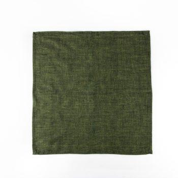 Olive handloom napkin | Gallery 2 | TradeAid