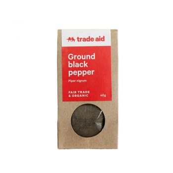 Ground black pepper | TradeAid