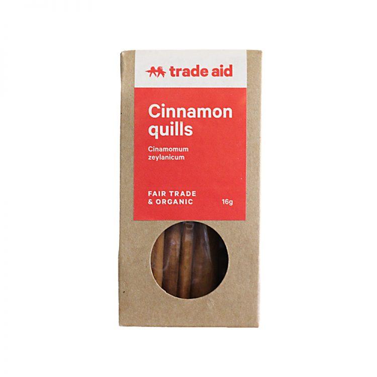 Cinnamon quills | TradeAid