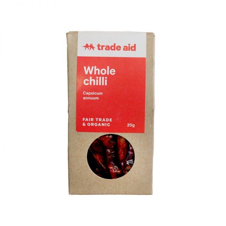 Whole chilli | TradeAid