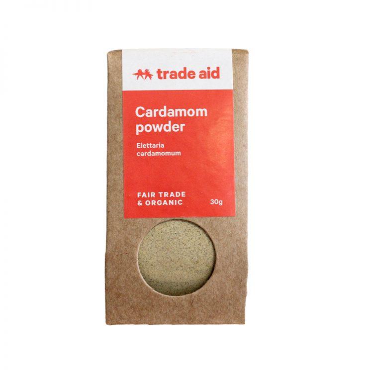 Cardamom powder   TradeAid