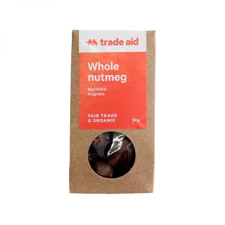 Whole nutmeg | TradeAid