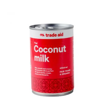 Coconut milk | TradeAid