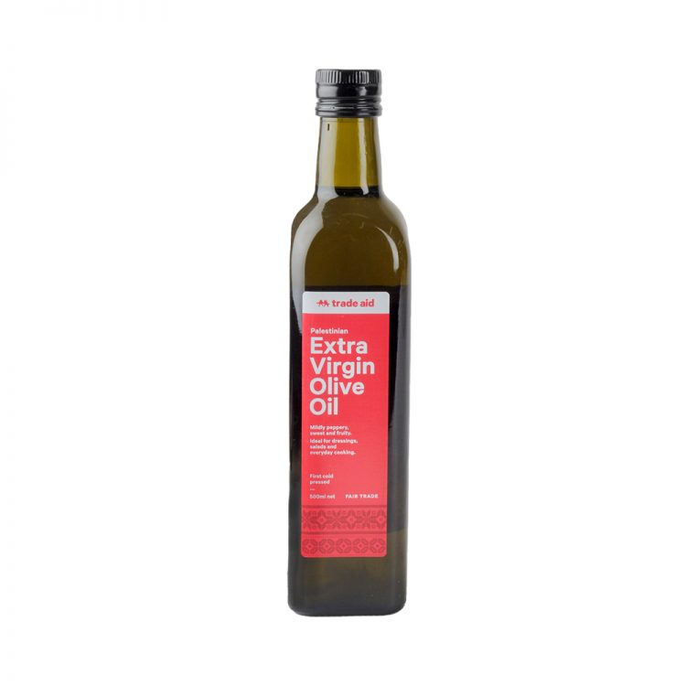 Extra virgin olive oil | TradeAid