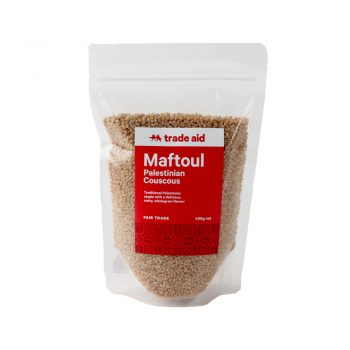 Maftoul palestinian couscous – 400g | TradeAid