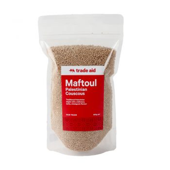 Maftoul palestinian couscous – 800g | TradeAid