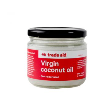 Virgin coconut oil | TradeAid