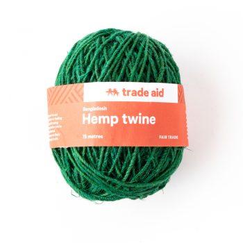 Green twine   TradeAid