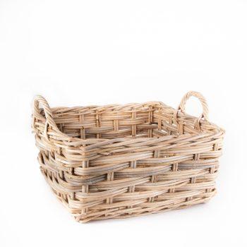 Rattan basket with handle | TradeAid