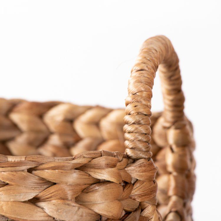 Tall water hyacinth basket (set of three) | Gallery 2 | TradeAid