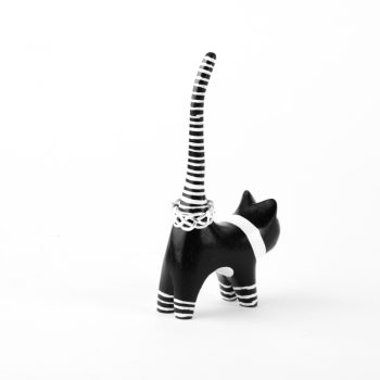 Wood cat ring holder | Gallery 2 | TradeAid
