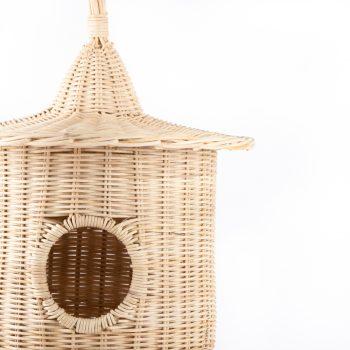 Natural rattan bird nest | Gallery 1 | TradeAid