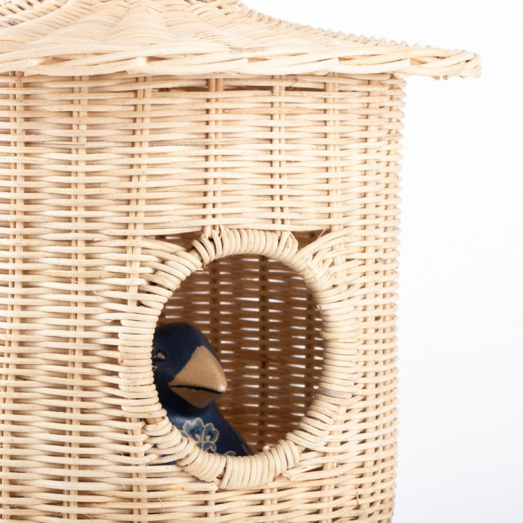 Natural rattan bird nest | Gallery 2 | TradeAid