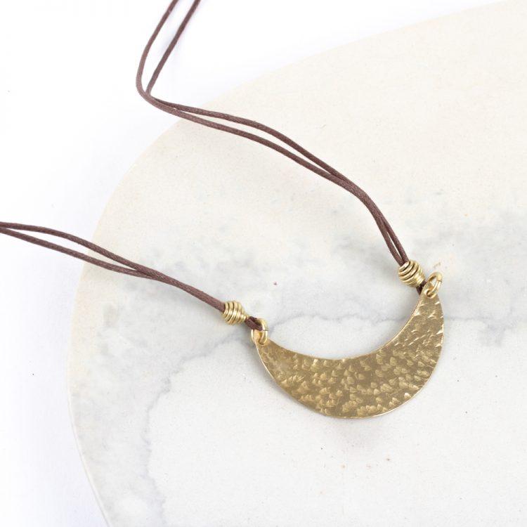Crescent necklace | TradeAid