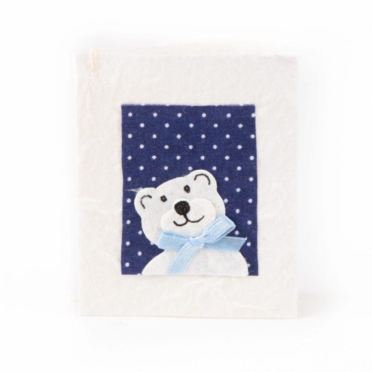 Bear gift tag | TradeAid