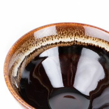 Brown ceramic bowl | Gallery 1 | TradeAid