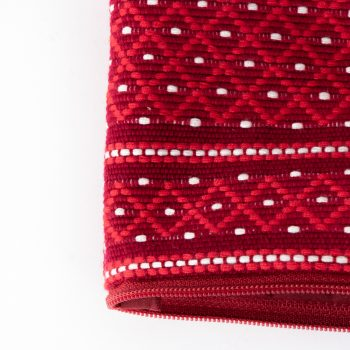 Red woven coin purse | Gallery 2 | TradeAid