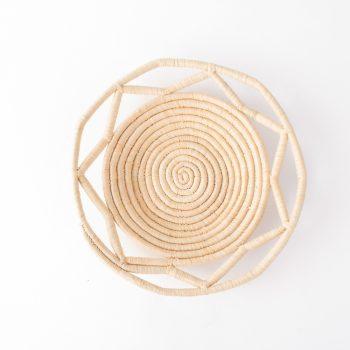 Wavy rim basket | TradeAid