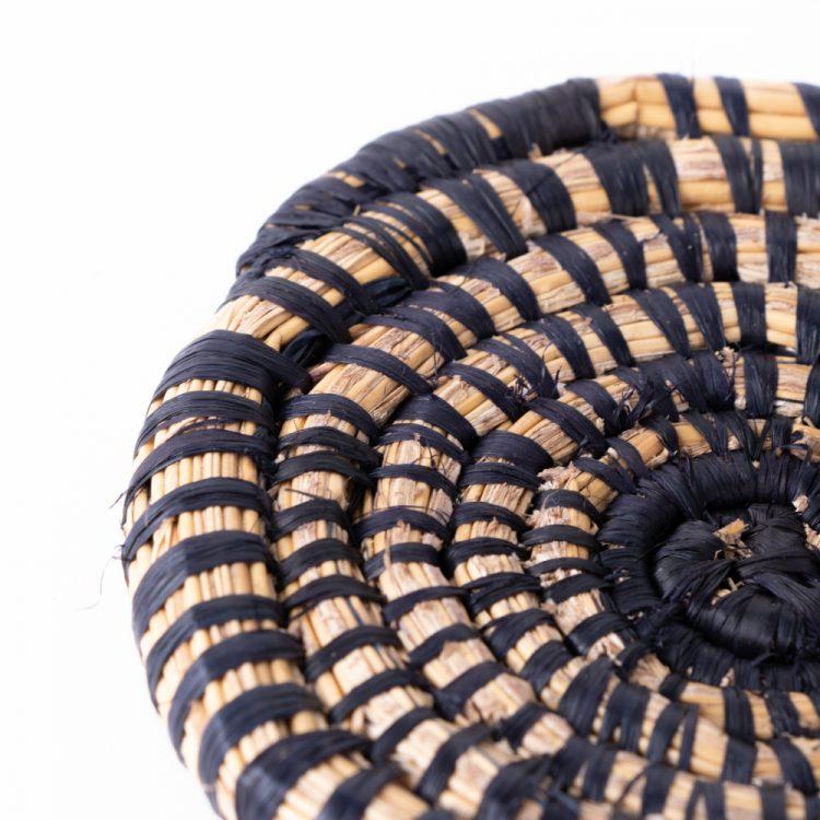 Black coasters | Gallery 2 | TradeAid