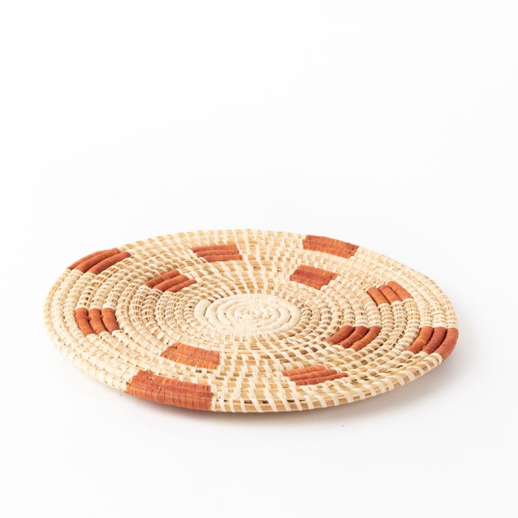 Terracotta placemat | Gallery 1 | TradeAid