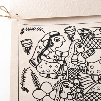 Mithila art colouring book | Gallery 2 | TradeAid