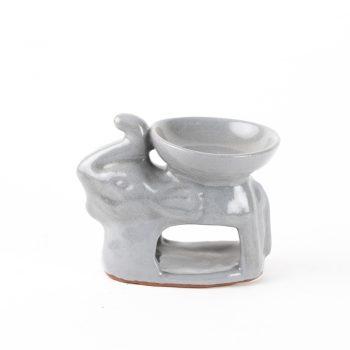 Elephant oil burner | Gallery 1 | TradeAid
