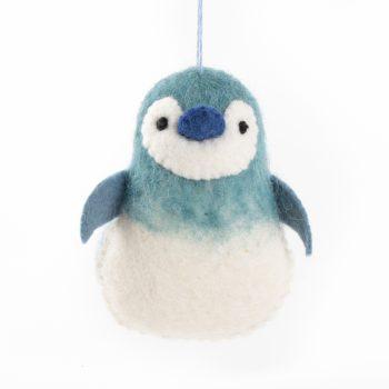 Felt penguin decoration | TradeAid