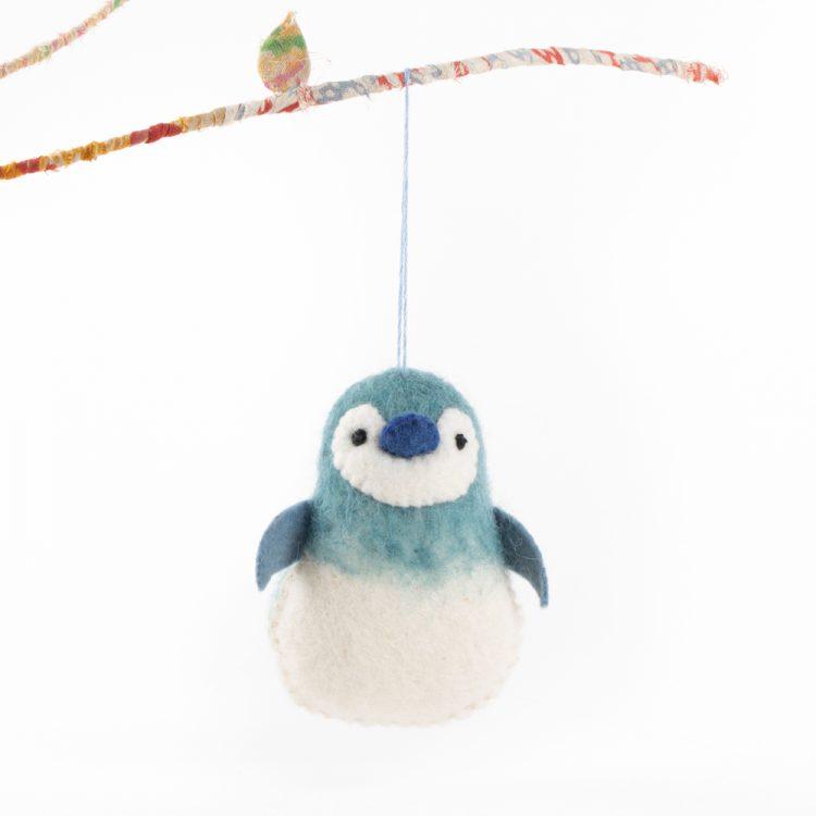 Felt penguin decoration | Gallery 1 | TradeAid