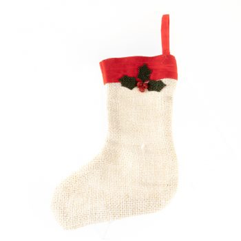 Holly stocking | TradeAid
