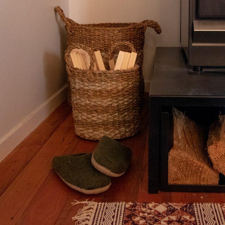 Hogla and jute baskets (set of four)   Gallery 2   TradeAid