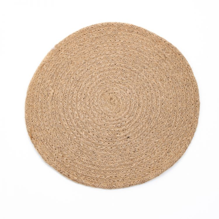 Natural jute placemat | Gallery 1 | TradeAid