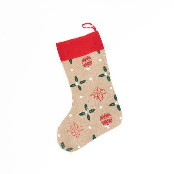 Jute christmas stocking | TradeAid