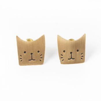 Cute cat earrings | TradeAid