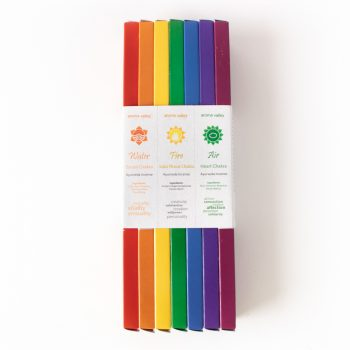 Chakra incense sticks | TradeAid