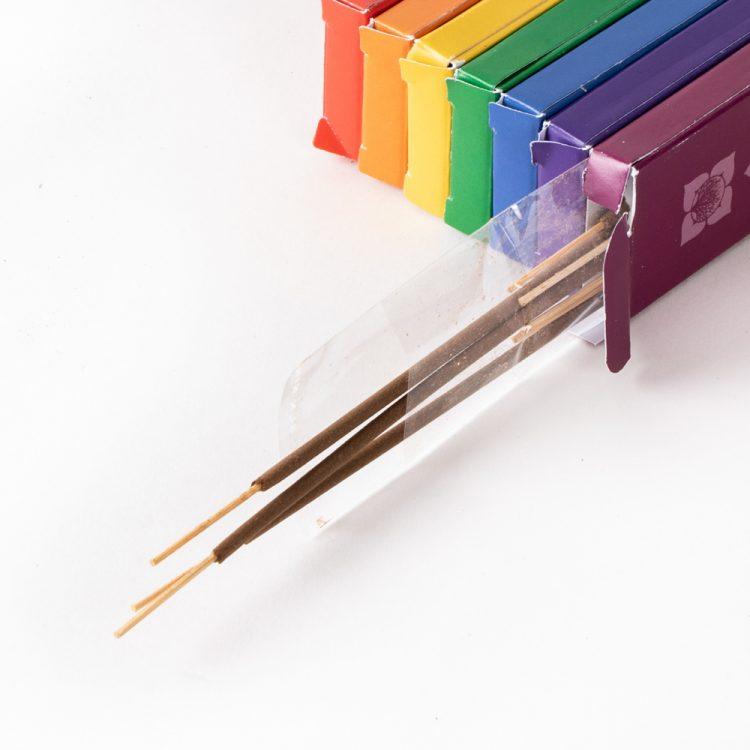 Chakra incense sticks | Gallery 2 | TradeAid