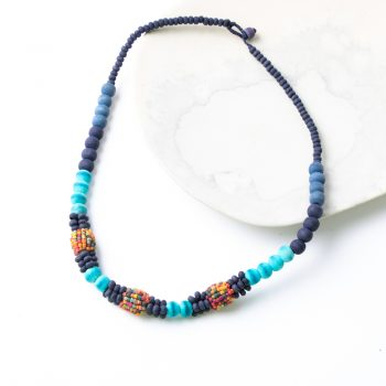 Wooden beads necklace | TradeAid