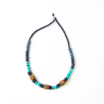 Wooden beads necklace   Gallery 1   TradeAid