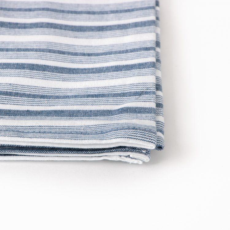 Blue striped tea towel | Gallery 2 | TradeAid