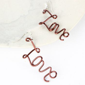 Love earrings | TradeAid