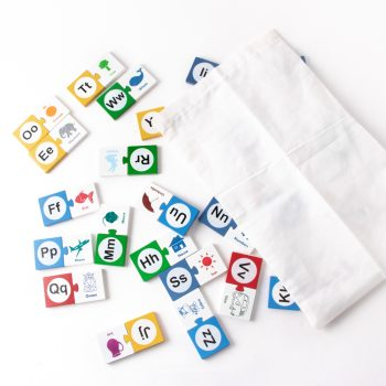 Alphabet matching set | TradeAid