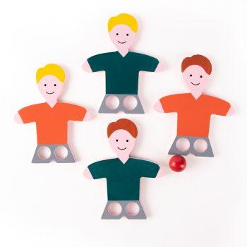 Soccer finger puppets   TradeAid