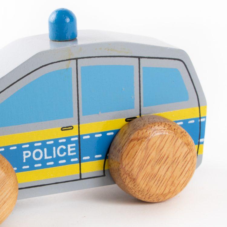 Police car push along   Gallery 2   TradeAid
