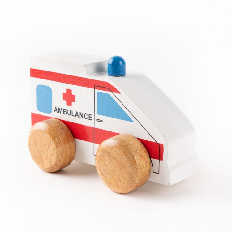 Ambulance push along | Gallery 1 | TradeAid