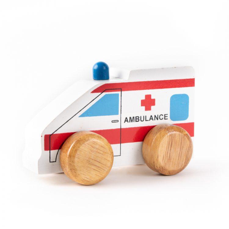 Ambulance push along | TradeAid