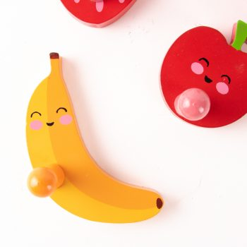Happy fruit wall hooks | Gallery 2 | TradeAid