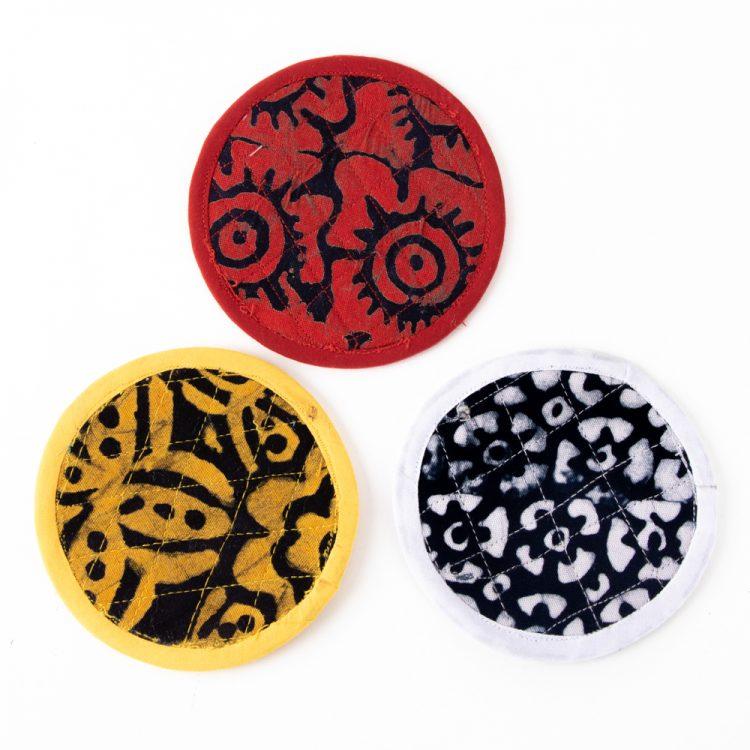 Batik coaster | TradeAid