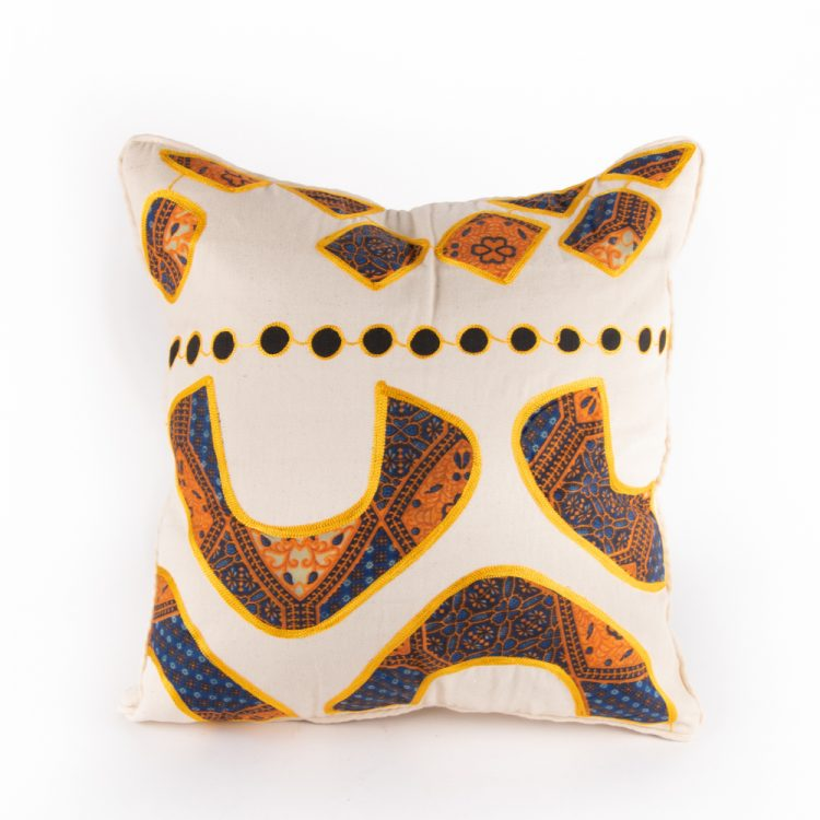 Leopard cushion cover | TradeAid