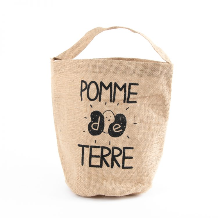 Jute potato bag   TradeAid