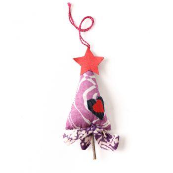 Sari tree hanging decoration | TradeAid