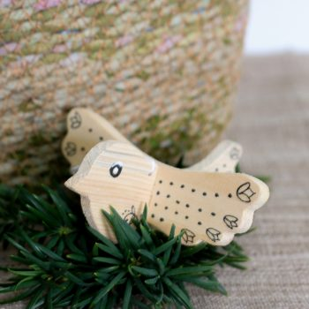 Wooden bird ornament | TradeAid